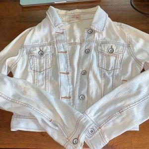 Free People vintage Jean jacket